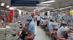 Vốn FDI là tài nguyên để ngành dệt may phát triển