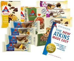 Win £50 worth of New Atkins Nutritional Approach Goodies!