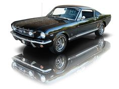 1966 Ford Mustang Fastback - I am so excited for Matt's to be done!!!