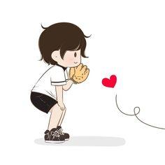 Cute Couple Dp, Love Cartoon Couple, Cute Cartoon Girl, Anime Love Couple, Cute Anime Couples, Cute Love Wallpapers, Cute Cartoon Wallpapers, Anime Panda, Love Couple Wallpaper