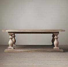 17th C. Monastery Occasional Table Collection   Restoration Hardware