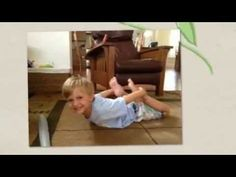 How to do Bow Pose with Kids | Kids Yoga Stories