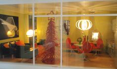 Christmas in Stockholm house by pubdoll, via Flickr