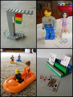 Huge list of Lego Activities for Kids!