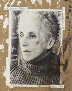 Peter BEARD :: Karen Blixen in Rungstedland for the End of the Game, December 1961 Karen Blixen, Peter Beard, Collages, Vintage Safari, Diane Arbus, The End Game, Out Of Africa, Famous Photographers, African Safari