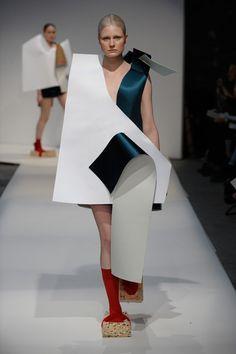 London College of Fashion BA 2015 Chun Yin Mok