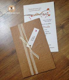 Ref.: Kraft texturizado - papel semente