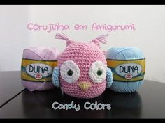 À convite da Círculo, a artesã Deise Pacheco ensina a confeccionar uma linda Corujinha de Amigurumi. Siga a Círculo nas redes sociais Facebook: www.facebook....