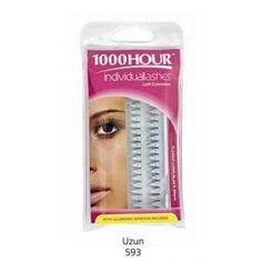 1000 Hour Tekli Kirpik - Uzun #makyaj  #alışveriş #indirim #trendylodi  #MakyajÜrünleri #bakım #moda #güzellik #makeup #kozmetik