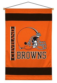 Cleveland Browns Sidelines Wall Hanging Nfl Cleveland Browns 770305d16