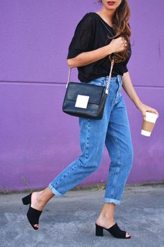 mom fit jeans | stellawantstodie waysify