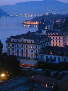 Lake Como, Italy. One of the most beautiful places I've seen