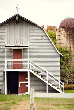The Amber Grove Barn