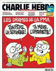 Charlie Hebdo, une du 6.02.2013