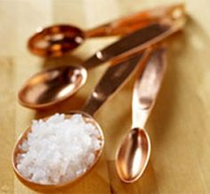 HOME REMEDIES USING SALT IN THE KITCHEN | Good for: revamping a sponge, garbage disposal freshener, removing baked-on food, treating burn stains, glassware treatment, cleaning the refrig, bitterness out of coffee, egg test, prevent mold and putting out a grease fire. More details: http://www.grandmashomeremedies.com/home-remedies-using-salt-kitchen.html