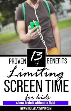 13 Proven Benefits of Limiting Screen Time for Kids Parenting Teens, Good Parenting, Parenting Hacks, Body Image Quotes, Screen Time For Kids, Happy Mom, Happy Kids, Kids Schedule, Family Life