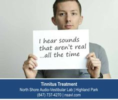 http://nsavl.com – I am the face of tinnitus. One of millions of Americans suffering from a condition that has no outwards indications of disease or disability. Tinnitus is real and disrupts many lives. Fortunately treatment options do exist. Start your search for a tinnitus cure at North Shore Audio-Vestibular Lab in Highland Park.