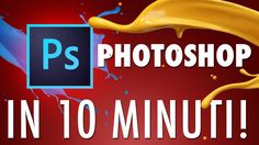 Impara Photoshop in 10 minuti (Tutorial per Principianti)