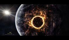 The Evil Planet by *QAuZ on deviantART
