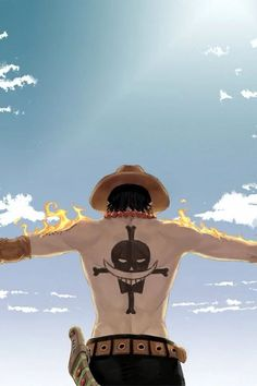 One Piece- Ace