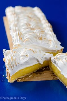Lemon Meringue Pie is my all-time favorite tea time treat. I think this recipe finally beats all: a crisp pastry, smooth tangy lemon curd and a beautiful soft Italian Meringue top. A good Lemon Meringue Pie takes effort, but it is completely worth it!