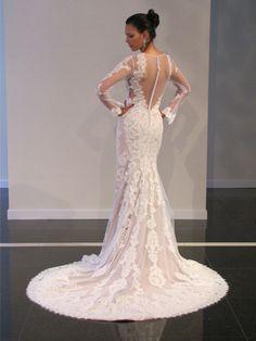 Sexy Wedding Dresses From Bridal Fashion Week! -- Yumi Katsura