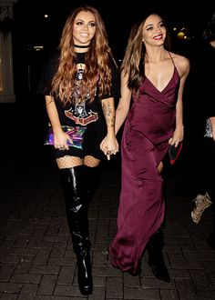 Jesy and Jade Jadesy Little Mix Jesy Nelson, Perrie Edwards, Little Mix Jesy, Little Mix Style, Taylor Swift Red, Red Taylor, Litte Mix, Mixed Girls, Spice Girls