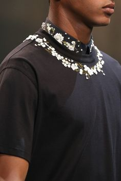 Givenchy | Spring 2015 Menswear Collection | Style.com