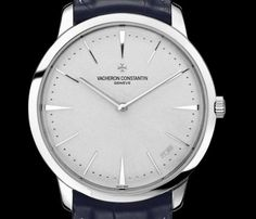 Vacheron Constantin Patrimony Contemporaine. I want to get this for you- would you wear it or is it too fancy for my garden guy?