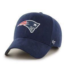 New England Patriots Youth MVP Adjustable Hat By  47 Brand f50e9ec62b2