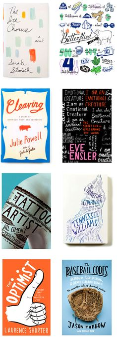 Feast your eyes on the gor­geous hand-lettering and illus­tra­tion work of New York-based Joel Holland.