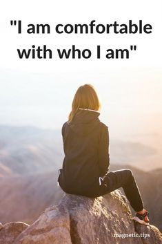 Being comfortable with who you are is very powerful. Read my blog  post to discover how to accept yourself and finally live the live  you deserve