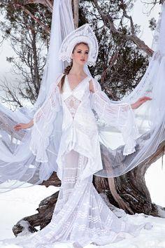 Russian folklore: Swan Princess