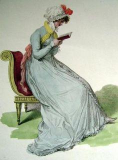 Mirroir de la Mode, morning gown or undress, 1803