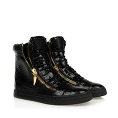 Sneakers - Sneakers Giuseppe Zanotti Design Men on Giuseppe Zanotti Design Online Store @@Melissa Nation@@ - Spring-Summer collection for men and women. Worldwide delivery.| RDU326 003