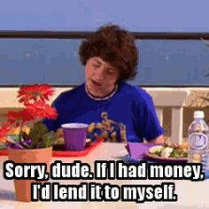 He Also Taught You What To Say When Your Friend Asks To Borrow Some Cash | Community Post: 14 Reasons Why Zoey 101 Will Hold A Place In Every '90s And '00s Kids Heart