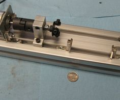 Mini Metal Lathe