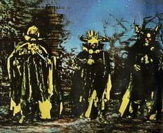 Ring Wraiths Ralph Bakshi
