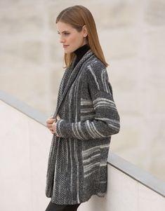 Book Woman Concept 1 Autumn / Winter | 11: Woman Jacket | Grey