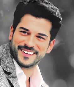 Turkish Men, Turkish Beauty, Turkish Actors, Hot Actors, Actors & Actresses, Beautiful Morning, Beautiful Men, Burak Ozcivit, Cute Stars