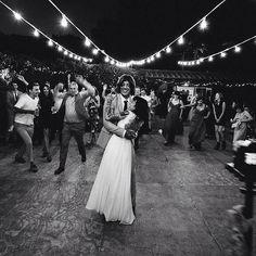 Oli & Hannah Sykes on their wedding day