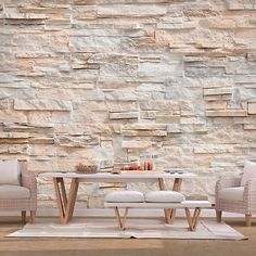 Details Zu Steinwand Sandstein Optik Fototapete Vlies Tapete Xxl