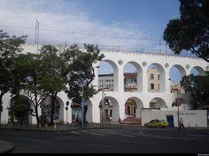 Arcos da Lapa    Lapa, Rio de Janeiro. 17 de fevereiro de 2011.