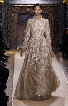Harrods to celebrate Disney Princesses with re-imagined couture dresses from Valentino, Elie Saab, Versace and Oscar de la Renta Couture Wedding Gowns, Couture Dresses, Bridal Dresses, Couture Bridal, Couture Mode, Couture Fashion, Runway Fashion, Couture Week, Paris Fashion