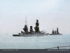 Imperial Japanese Navy in colorized photos | Page 2 | Indian Defence Forum