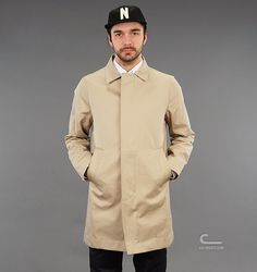 Norse Projects Thor Jacket (N55-0033 0912) - Caliroots.com