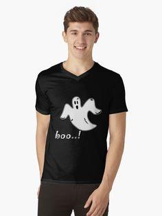 Boo Ghost, Male Models, Tshirt Colors, Chiffon Tops, V Neck T Shirt, Heather Grey, Tees, Shirts, Shirt Designs