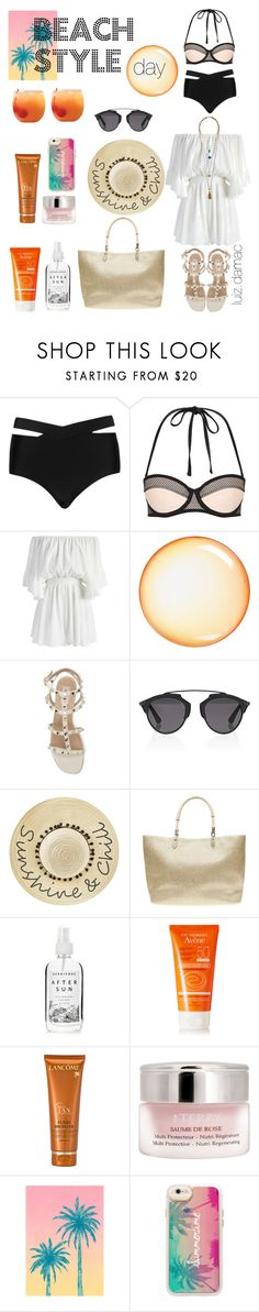 """""""❤"""" by luiz-carlos-damacena ❤ liked on Polyvore featuring Cactus, Chicwish, Seletti, Valentino, Christian Dior, Betsey Johnson, Dorothy Perkins, Herbivore, Avène and Lancôme"""