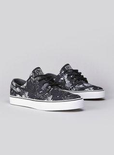 """d3a06cc537c45e Nike SB Stefan Janoski """"Black Floral"""""""