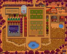 Pleasantville Farm - upload.farm Stardew Valley Summary Generator